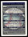 1996 Topps #435  Vladamir Guerrero / Andruw Jones  Back Thumbnail