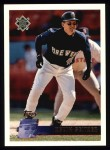 1996 Topps #111  Kevin Seitzer  Front Thumbnail