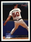1996 Topps #266  Kent Mercker  Front Thumbnail
