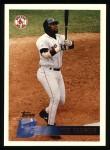 1996 Topps #274  Mo Vaughn  Front Thumbnail