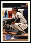 1996 Topps #189  John Smoltz  Front Thumbnail