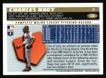 1996 Topps #326  Charles Nagy  Back Thumbnail