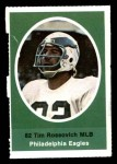 1972 Sunoco Stamps A Tim Rossovich  Front Thumbnail