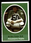 1972 Sunoco Stamps  Ron Porter  Front Thumbnail