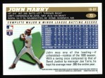 1996 Topps #73  John Mabry  Back Thumbnail