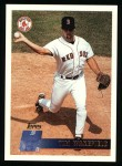 1996 Topps #138  Tim Wakefield  Front Thumbnail