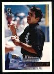 1996 Topps #194  Alex Fernandez  Front Thumbnail
