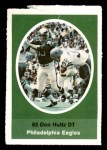 1972 Sunoco Stamps #494  Don Hultz  Front Thumbnail