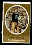 1972 Sunoco Stamps  Hugo Hollas  Front Thumbnail