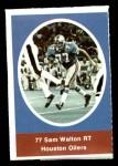 1972 Sunoco Stamps  Sam Walton  Front Thumbnail