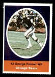 1972 Sunoco Stamps  George Farmer  Front Thumbnail