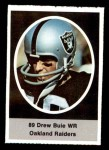 1972 Sunoco Stamps  Drew Buie  Front Thumbnail