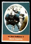 1972 Sunoco Stamps  Bob DeMarco  Front Thumbnail