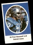 1972 Sunoco Stamps  Paul Naumoff  Front Thumbnail