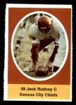 1972 Sunoco Stamps  Jack Rudnay  Front Thumbnail