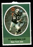 1972 Sunoco Stamps  Ralph Baker  Front Thumbnail