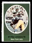 1972 Sunoco Stamps  Pete Lammons  Front Thumbnail