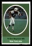 1972 Sunoco Stamps #439  Don Maynard  Front Thumbnail