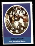 1972 Sunoco Stamps  Ken Iman  Front Thumbnail