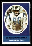 1972 Sunoco Stamps  Marlin McKeever  Front Thumbnail
