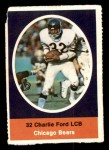 1972 Sunoco Stamps  Charlie Ford  Front Thumbnail