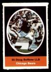 1972 Sunoco Stamps  Doug Buffone  Front Thumbnail