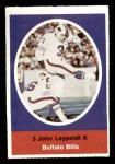 1972 Sunoco Stamps  John Leypoldt  Front Thumbnail