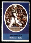1972 Sunoco Stamps  David Lee  Front Thumbnail