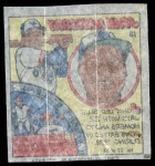 1979 Topps Comics #17  John Mayberry  Back Thumbnail