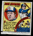 1979 Topps Comics #18  Bob Horner  Front Thumbnail