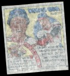 1979 Topps Comics #11  Rod Carew  Back Thumbnail