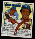 1979 Topps Comics #11  Rod Carew  Front Thumbnail