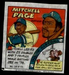 1979 Topps Comics #14  Mitchell Page  Front Thumbnail