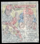1979 Topps Comics #30  Ted Simmons  Back Thumbnail
