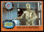 1977 Topps Star Wars #274   Droids trick the Stormtrooper! Front Thumbnail