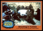 1977 Topps Star Wars #314   Shooting in Tunisia Front Thumbnail