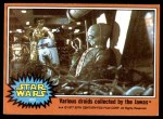 1977 Topps Star Wars #303   Various droids collected by the Jawas Front Thumbnail