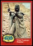 1977 Topps Star Wars #107   The Tusken Raider Front Thumbnail