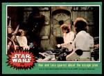 1977 Topps Star Wars #216   Han and Leia quarrel Front Thumbnail