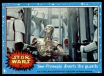1977 Topps Star Wars #34   C-3PO diverts the guards Front Thumbnail