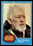 1977 Topps Star Wars #6   Ben Kenobi Front Thumbnail