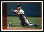 1997 Topps #35  Joey Cora  Front Thumbnail