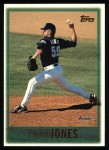 1997 Topps #68  Todd Jones  Front Thumbnail