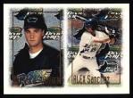 1997 Topps #252  Alex Sanchez / Matthew Quatraro  Front Thumbnail