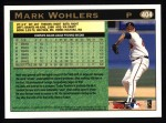 1997 Topps #404  Mark Woers  Back Thumbnail
