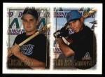 1997 Topps #468  Jhensy Sandoval / Jason Conti  Front Thumbnail