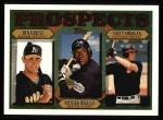 1997 Topps #488  Richard Hidalgo / Ben Grieve  Front Thumbnail