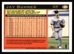 1997 Topps #40  Jay Buhner  Back Thumbnail