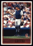1997 Topps #288  Todd Greene  Front Thumbnail