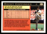 1997 Topps #311  Rocky Coppinger  Back Thumbnail